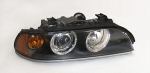 Xenon-Scheinwerfer BMW 5er E39 komplett