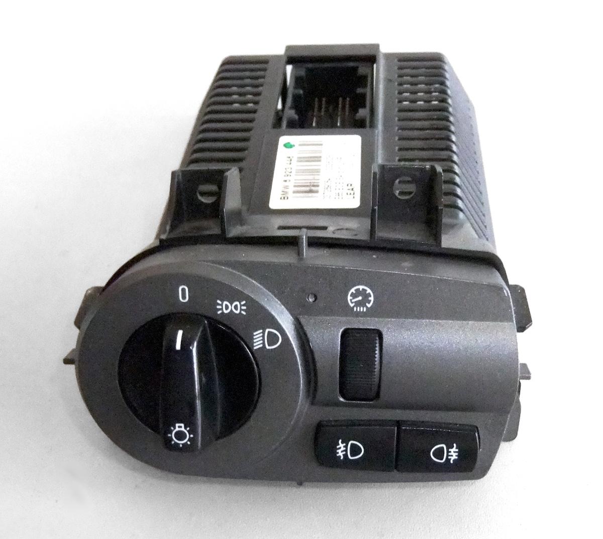 BMW Z4 Schaltereinheit Licht- Nebelscheinwerfer 6923446