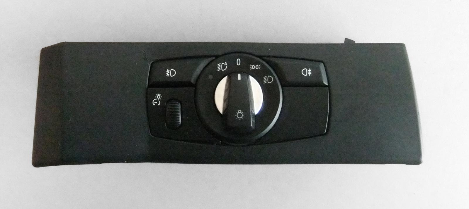 Bedieneinheit Licht BMW 5er Facelift E60/61 LCI