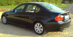 BMW 3er Limousine (E90) – Beispielbild
