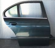 BMW 5er E39 Limousine Tür hinten rechts oxfordgrün