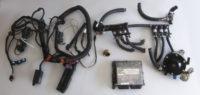 PRINS Gasanlage ECM VSI-8 für BMW E39 520i