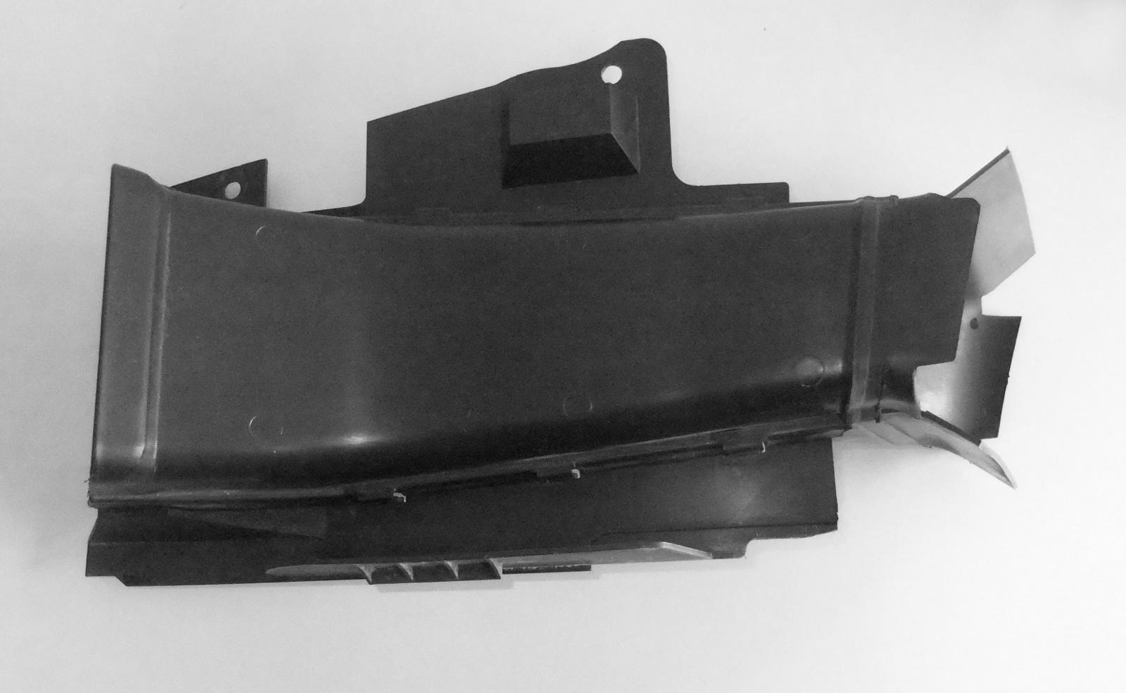 bmw 3er e46 luftf hrung bremse vorne rechts 8197928. Black Bedroom Furniture Sets. Home Design Ideas