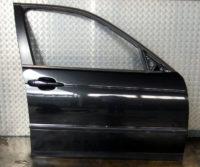 BMW E46 3er Tür vorne rechts black saphhire metallic