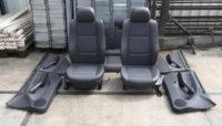 BMW 3er E46 Touring Sitze Stoff Leder Scritto