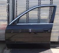 BMW E39 5er Tür vorne links - black sapphire metallic