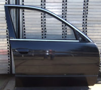 BMW E39 5er Tür vorne rechts - black sapphire metallic
