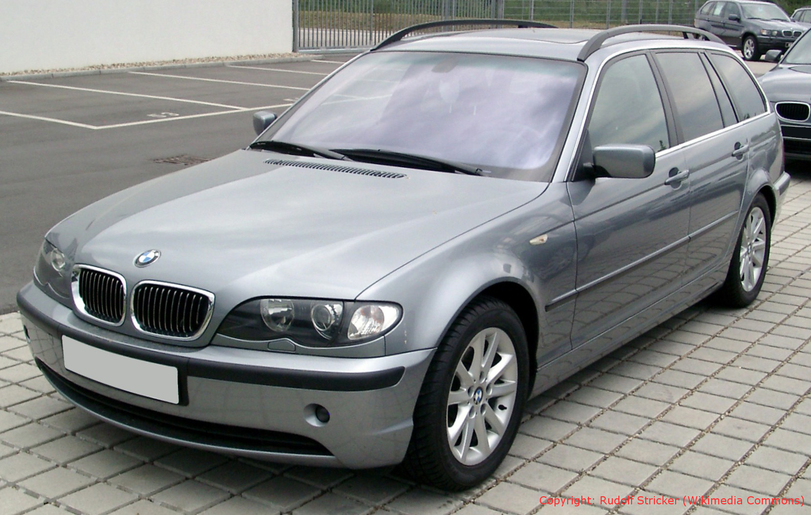 bmw 3er e46 touring abdeckung kofferraum 7027394. Black Bedroom Furniture Sets. Home Design Ideas
