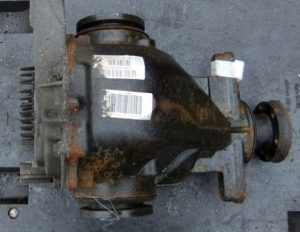 BMW Differenzial Hinterachsgetriebe 7542514