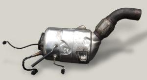 BMW Katalysator Partikelfilter DPF 7803730