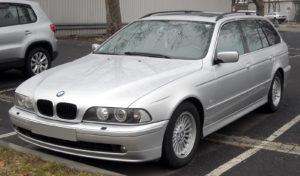 BMW 5'' E39 Touring - Beispielbild