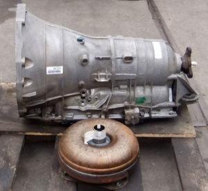 BMW Automatikgetriebe GA6HP26Z-ZA