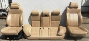 BMW 5er Limousine E60 Ledersitze Komfort vollelektrisch