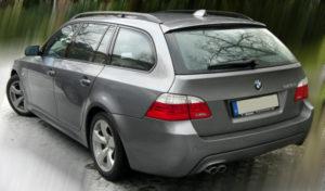 BMW 5er Touring E61: Reparatur Kabelbruch Heckklappe: EUR 199,.