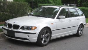 BMW 3'' E46 Touring (E46, Facelift) – Beispielbild