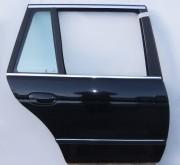 BMW 5er Touring E39 Tür hinten rechts Schwarz 2