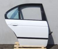 BMW 5er Limousine E39 Tür hinten rechts weiß