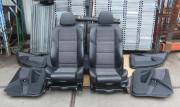 BMW 5er E61 Sitze halbelektrisch Stoff-Leder