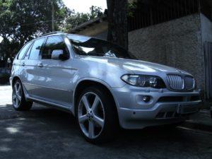 BMW X5 (E53, Facelift) - Beispielbild