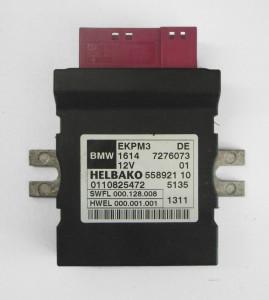 BMW 5er 6er 7er Steuergerät Kraftstoffpumpe 7276073
