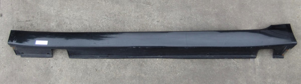 BMW 5er Touring E61 Schweller links Black Sapphire