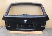 BMW 5er Touring E61 Heckklappe Black Sapphire