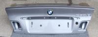 BMW 3er E46 Coupe Kofferraumhaube Silbergrau metallic