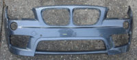 BMW X1 E84 M-Stoßstange vorne Mineralgrau