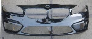 BMW 2er F45 Frontschürze schwarz