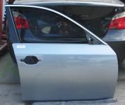 BMW 5er E60 E61 Tür vorne rechts silbergrau metallic