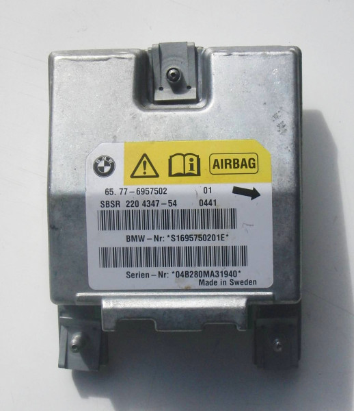 BMW 5er E60 Airbag Sensor B-Säule rechts 6957502