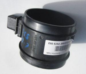 BMW 535d E60 E61 Heissfilm-Luftmassenmesser 7793633