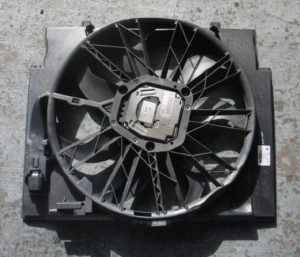 BMW 535d E60 E61 Kühlerpaket