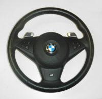BMW 5er E60LCI E61LCI M-Lenkrad m. Schaltwippen